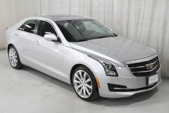 Certified Pre-Owned 2016 Cadillac ATS 3.6L Luxury