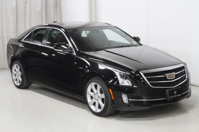 Certified Pre-Owned 2015 Cadillac ATS 3.6L Performance