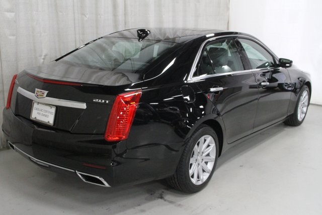 Certified Pre-Owned 2016 Cadillac CTS 2 0L Turbo AWD