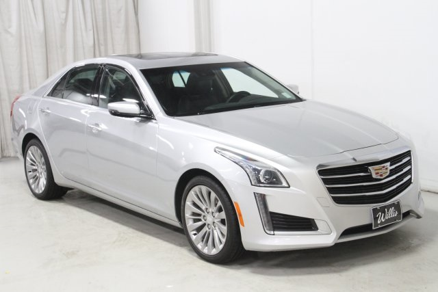 Certified Pre-Owned 2016 Cadillac CTS 2.0L Turbo Luxury
