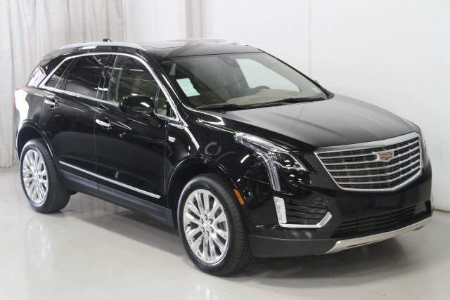 New 2019 Cadillac Xt5 Platinum With Navigation Awd