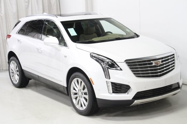New 2019 Cadillac XT5 Platinum