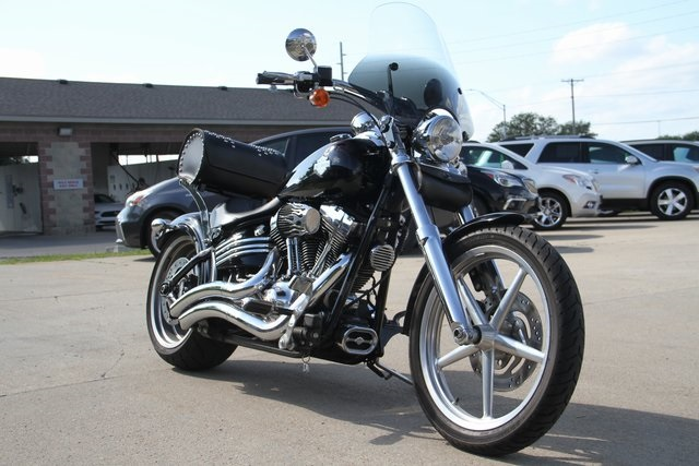Pre-Owned 2008 Harley-Davidson Softail Rocker C