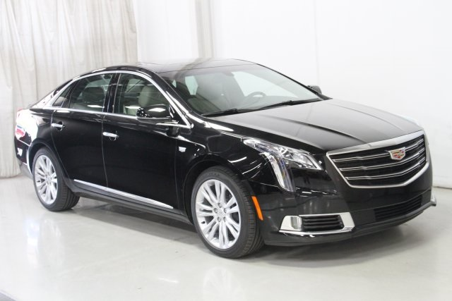 New 2019 Cadillac Xts Luxury 4d Sedan In Clive C19x006 Willis