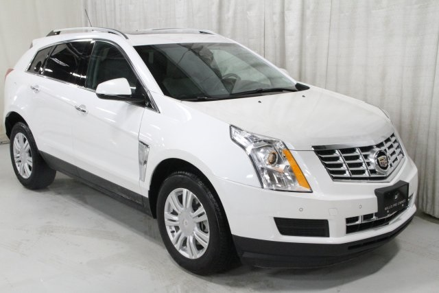 Pre Owned 2016 Cadillac Srx Luxury