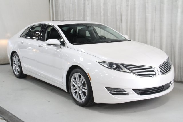 Pre Owned 2017 Lincoln Mkz