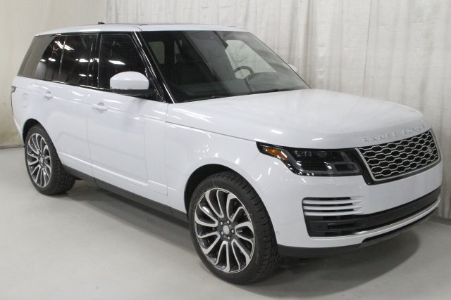 New 2019 Land Rover Range Rover 5.0L V8 Supercharged