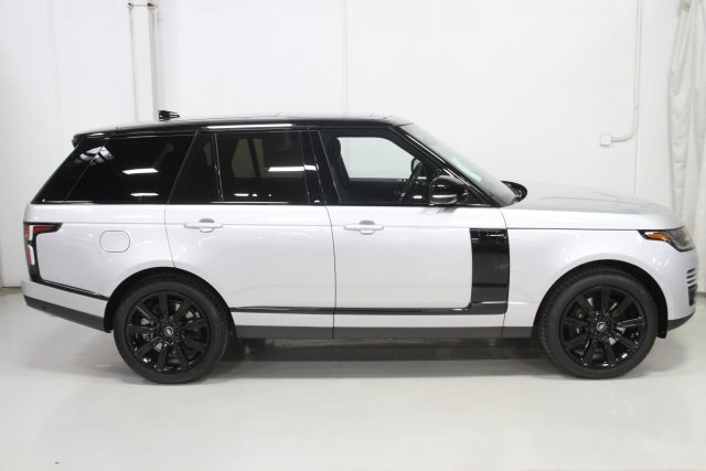 New 2019 Land Rover Range Rover 3 0L V6 Supercharged HSE With Navigation &  4WD