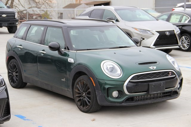 Pre Owned 2017 Mini Cooper S Clubman