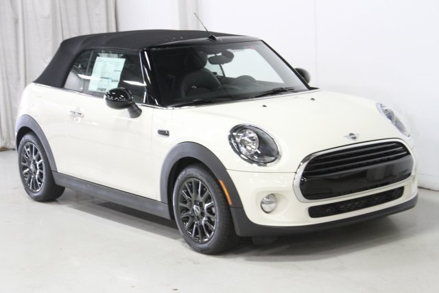 New 2019 MINI Cooper Convertible