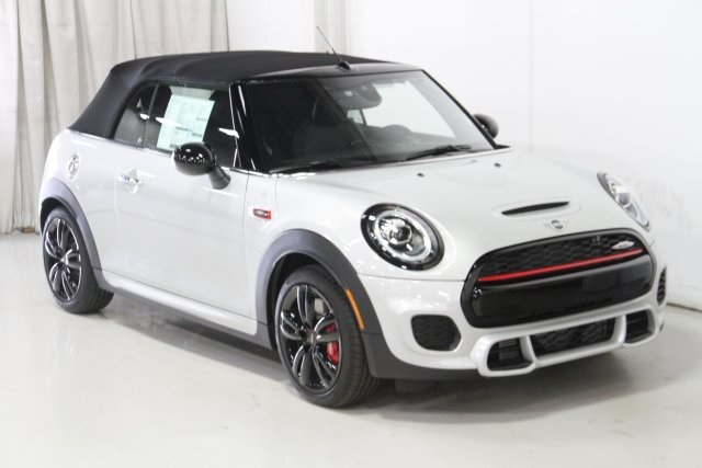 New 2019 MINI John Cooper Works Convertible