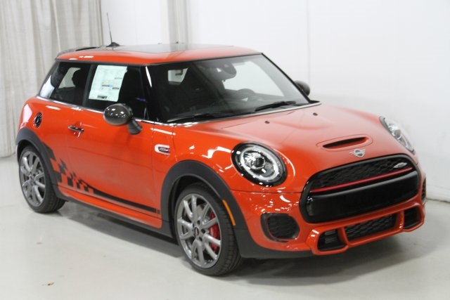 New 2019 MINI John Cooper Works