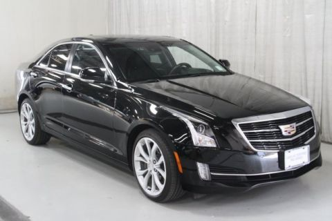 Certified Pre-Owned 2016 Cadillac ATS 3.6L Premium