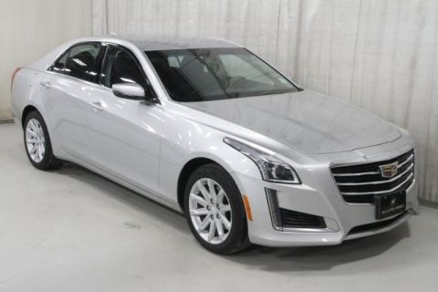 Certified Pre-Owned 2016 Cadillac CTS 2.0L Turbo