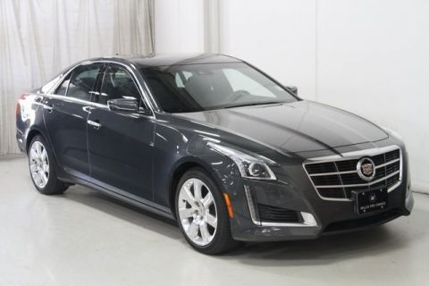 Certified Pre-Owned 2016 Cadillac CTS 2 0L Turbo 4D Sedan in Clive