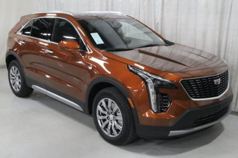 New 2019 Cadillac XT4 Premium Luxury