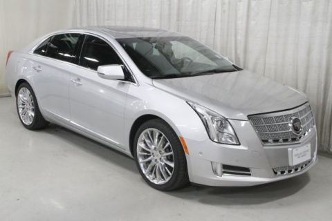 Certified Pre-Owned 2014 Cadillac XTS Platinum