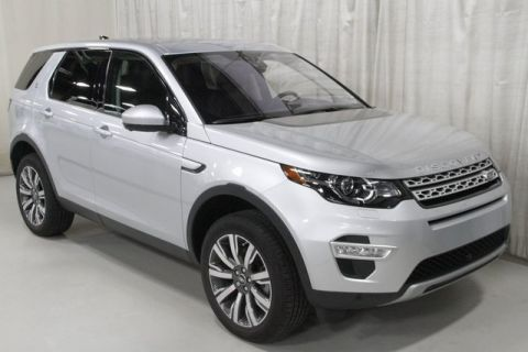 New 2019 Land Rover Discovery Sport HSE Luxury