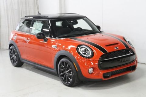 New 2019 MINI Cooper S Hardtop 2DR