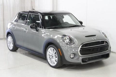 New 2019 MINI Cooper S Hardtop 4DR