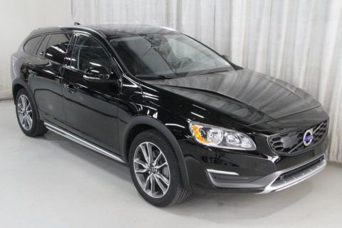 Certified Pre-Owned 2016 Volvo V60 Cross Country T5